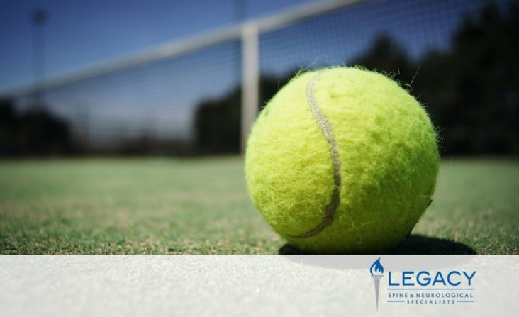 Playing Tennis with Injury