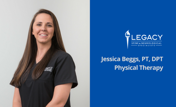 physical therapy at legacy