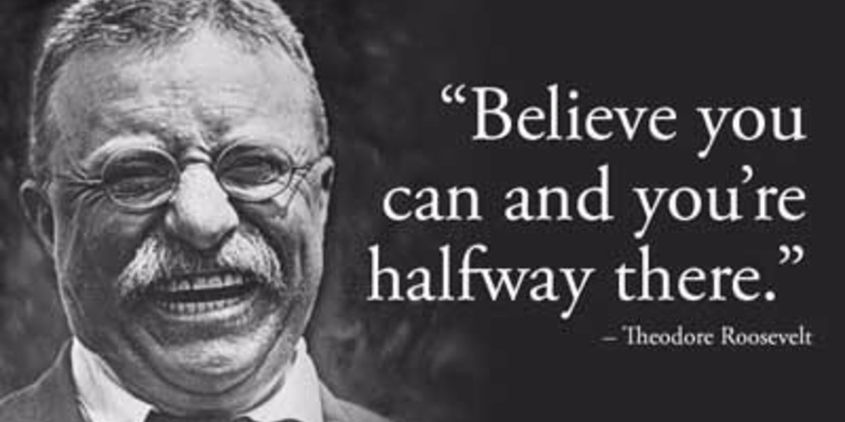 Remembering Teddy Roosevelt - Legacy Spine & Neurological Specialists