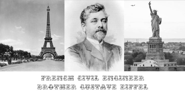 Gustave eiffel civil engineer architect legacy spine for Eiffel architect